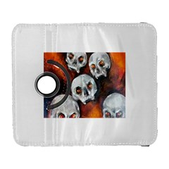 Halloween Skulls No  4 Samsung Galaxy S  Iii Flip 360 Case