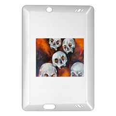 Halloween Skulls No  4 Kindle Fire Hd (2013) Hardshell Case