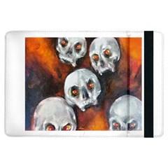 Halloween Skulls No  4 Ipad Air Flip