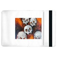 Halloween Skulls No. 4 iPad Air 2 Flip