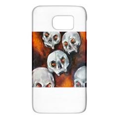 Halloween Skulls No. 4 Galaxy S6