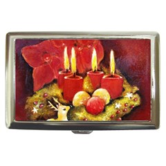 Holiday Candles  Cigarette Money Cases