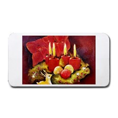 Holiday Candles  Medium Bar Mats
