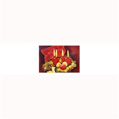 Holiday Candles  Large Bar Mats