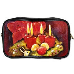 Holiday Candles  Toiletries Bags