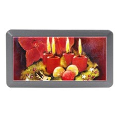 Holiday Candles  Memory Card Reader (Mini)