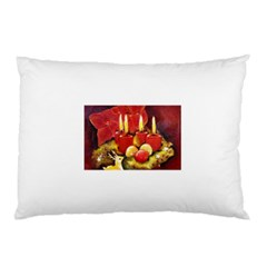 Holiday Candles  Pillow Cases (two Sides)