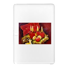 Holiday Candles  Samsung Galaxy Tab Pro 10.1 Hardshell Case