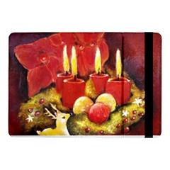 Holiday Candles  Samsung Galaxy Tab Pro 10 1  Flip Case