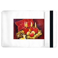 Holiday Candles  Ipad Air 2 Flip