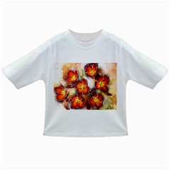 Fall Flowers Infant/Toddler T-Shirts