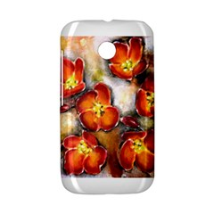 Fall Flowers Motorola Moto E