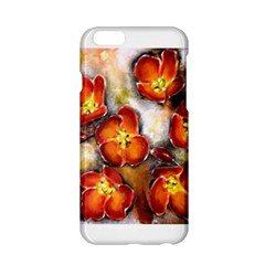 Fall Flowers Apple iPhone 6 Hardshell Case