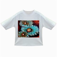 Fall Flowers No. 2 Infant/Toddler T-Shirts