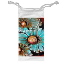 Fall Flowers No  2 Jewelry Bags