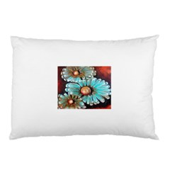 Fall Flowers No  2 Pillow Cases