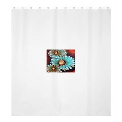 Fall Flowers No. 2 Shower Curtain 66  x 72  (Large)
