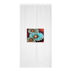 Fall Flowers No. 2 Shower Curtain 36  x 72  (Stall)