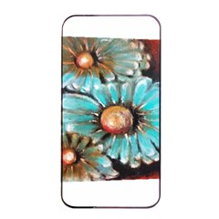 Fall Flowers No. 2 Apple iPhone 4/4s Seamless Case (Black)
