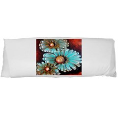 Fall Flowers No. 2 Body Pillow Cases (Dakimakura)