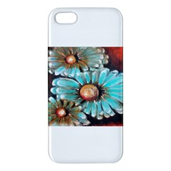 Fall Flowers No  2 Iphone 5s Premium Hardshell Case