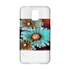 Fall Flowers No  2 Samsung Galaxy S5 Hardshell Case