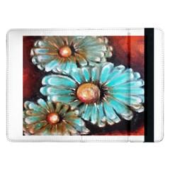 Fall Flowers No. 2 Samsung Galaxy Tab Pro 12.2  Flip Case