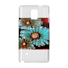 Fall Flowers No. 2 Samsung Galaxy Note 4 Hardshell Case