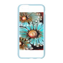Fall Flowers No. 2 Apple Seamless iPhone 6 Case (Color)