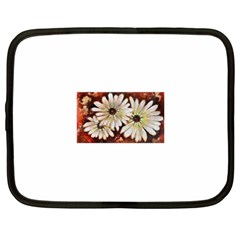 Fall Flowers No  3 Netbook Case (large)