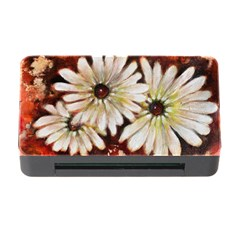 Fall Flowers No  3 Memory Card Reader With Cf