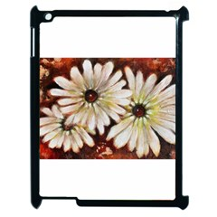 Fall Flowers No  3 Apple Ipad 2 Case (black)