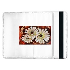 Fall Flowers No. 3 Samsung Galaxy Tab Pro 12.2  Flip Case