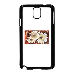 Fall Flowers No. 3 Samsung Galaxy Note 3 Neo Hardshell Case (Black)