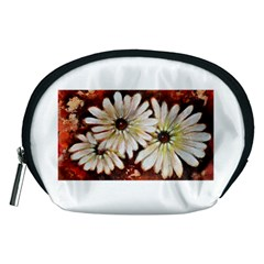 Fall Flowers No. 3 Accessory Pouches (Medium)