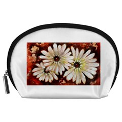Fall Flowers No. 3 Accessory Pouches (Large)