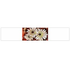 Fall Flowers No. 3 Flano Scarf (Large)