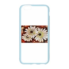 Fall Flowers No. 3 Apple Seamless iPhone 6 Case (Color)