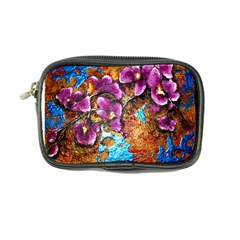 Fall Flowers No  5 Coin Purse