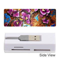 Fall Flowers No. 5 Memory Card Reader (Stick)