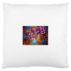 Fall Flowers No  5 Large Cushion Cases (two Sides)