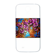 Fall Flowers No  5 Samsung Galaxy S4 I9500/i9505  Hardshell Back Case