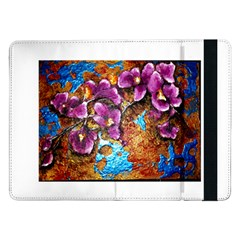 Fall Flowers No  5 Samsung Galaxy Tab Pro 12 2  Flip Case