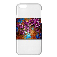 Fall Flowers No. 5 Apple iPhone 6 Plus Hardshell Case