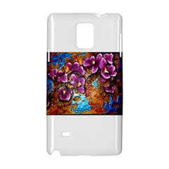 Fall Flowers No  5 Samsung Galaxy Note 4 Hardshell Case