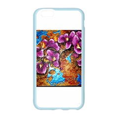 Fall Flowers No. 5 Apple Seamless iPhone 6 Case (Color)