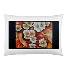 Fall Flowers No. 6 Pillow Cases
