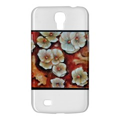 Fall Flowers No  6 Samsung Galaxy Mega 6 3  I9200 Hardshell Case