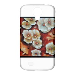 Fall Flowers No  6 Samsung Galaxy S4 Classic Hardshell Case (pc+silicone)