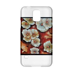Fall Flowers No. 6 Samsung Galaxy S5 Hardshell Case